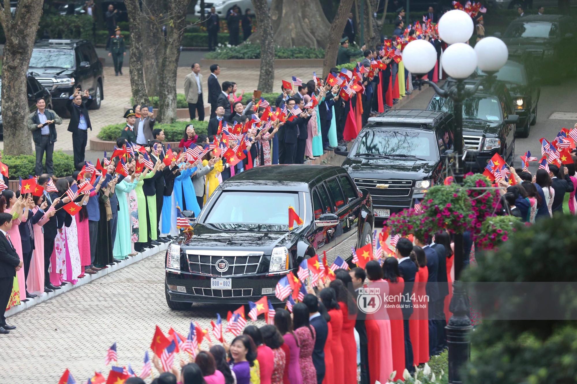 Thủ tướng Nguyễn Xuân Phúc hội kiến Tổng thống Trump-9