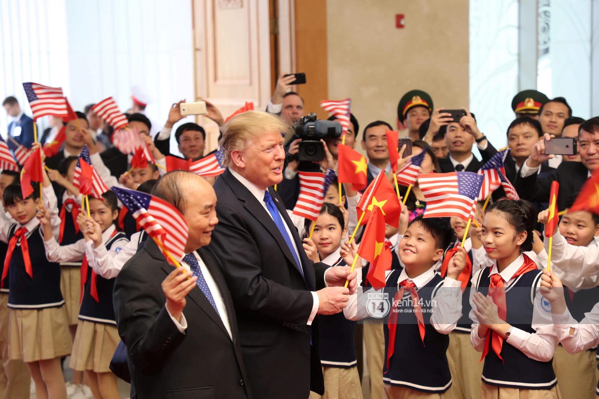 Thủ tướng Nguyễn Xuân Phúc hội kiến Tổng thống Trump-10