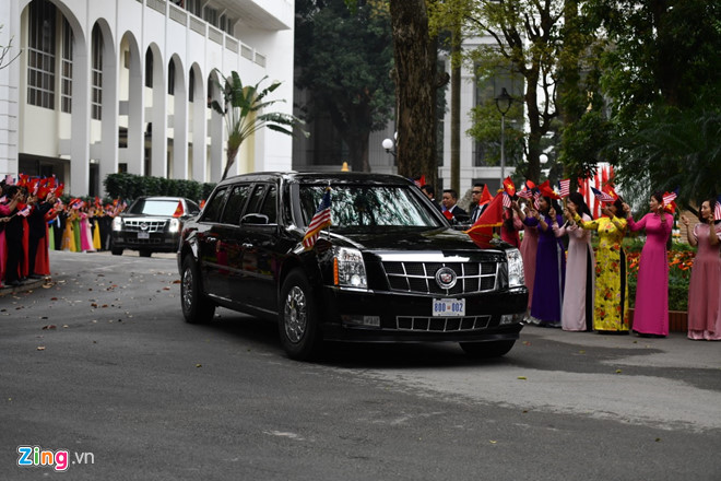 Thủ tướng Nguyễn Xuân Phúc hội kiến Tổng thống Trump-5