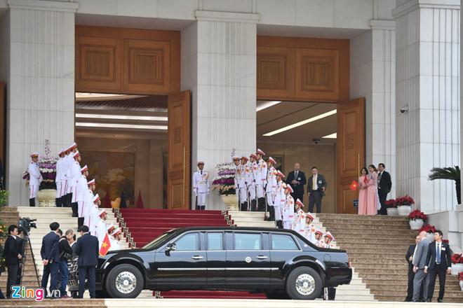 Thủ tướng Nguyễn Xuân Phúc hội kiến Tổng thống Trump-8