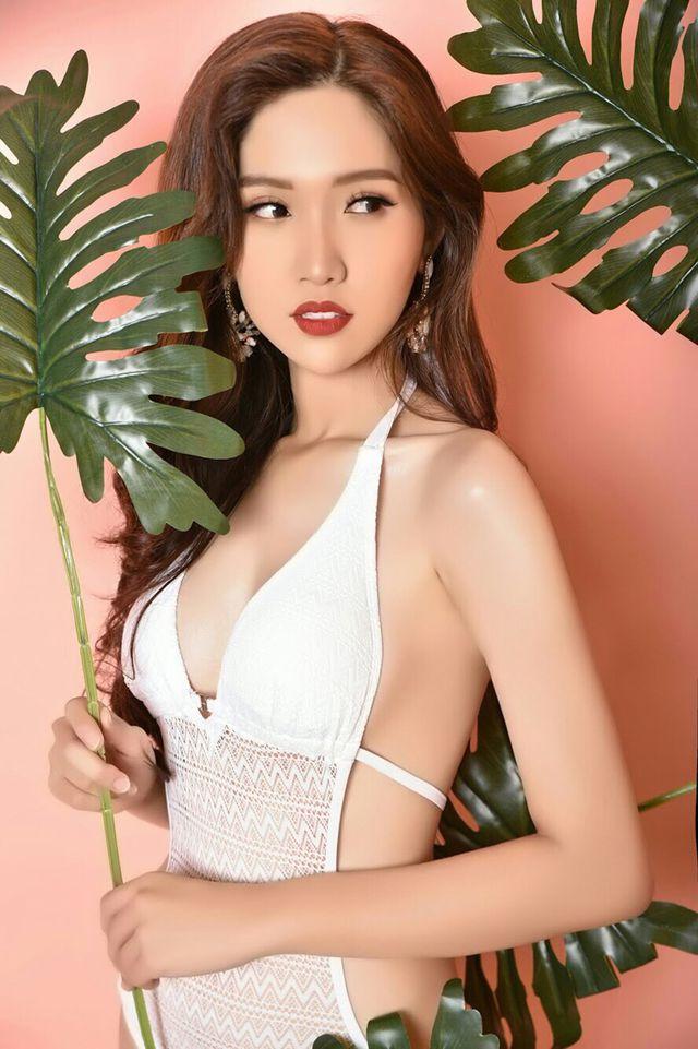 Đại diện Việt Nam thi Hoa hậu chuyển giới tung ảnh bikini nóng bỏng-4