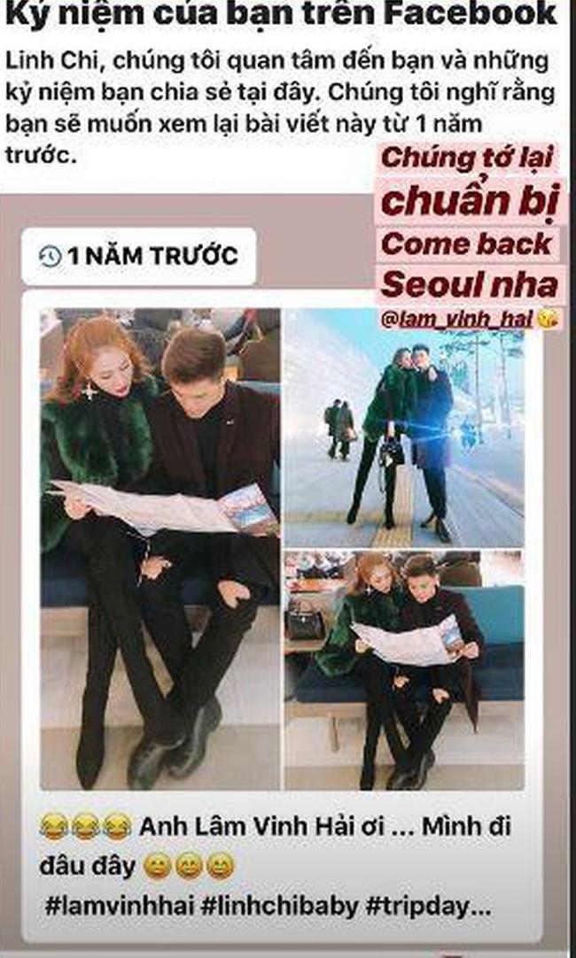 Sau khi khóa Facebook, Linh Chi và Lâm Vinh Hải chặn bình luận trên Instagram-4