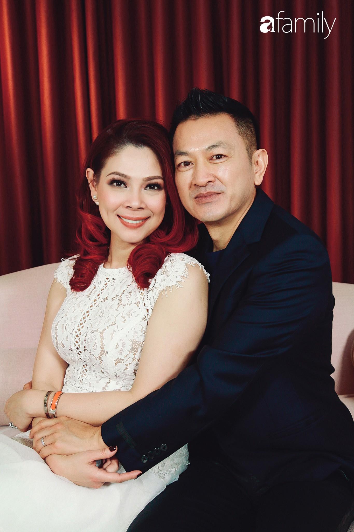 Thanh Thảo: Hạnh phúc đến muộn ở tuổi 40, dẫu suốt 2 năm chung sống chồng chưa một lần nói thương-14