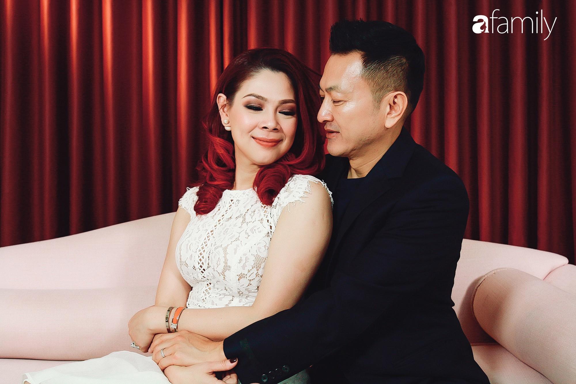 Thanh Thảo: Hạnh phúc đến muộn ở tuổi 40, dẫu suốt 2 năm chung sống chồng chưa một lần nói thương-8