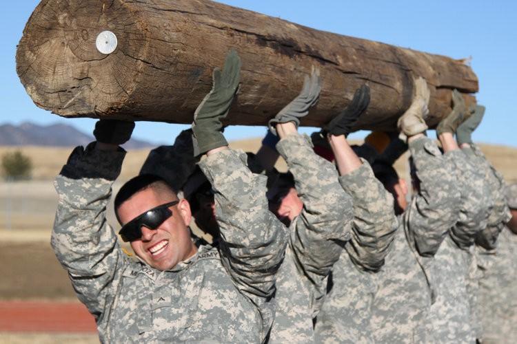 Vén màn khả năng thực chiến của lính Mỹ: Thân thủ nhanh kinh hoàng, một đấm hạ đệ nhất võ thuật Trung Quốc-1