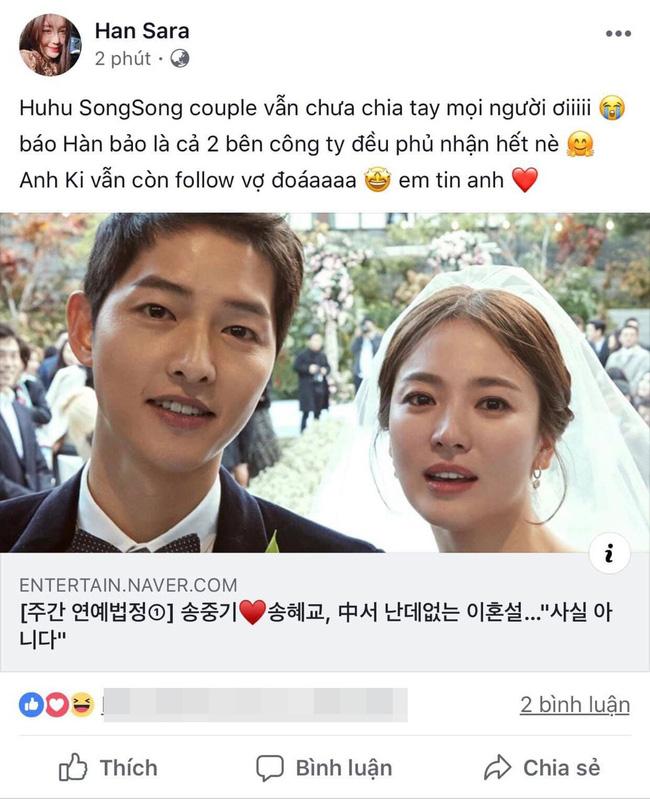 Nghe tin đồn Song Joong Ki ngoại tình, Mai Phương Thuý khẳng định sẽ không bao giờ công khai chồng đâu-4