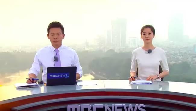 Vì sao các hãng thông tấn quốc tế đều chọn những nóc nhà của Hà Nội để đưa tin về Hội nghị thượng đỉnh Mỹ - Triều?-1