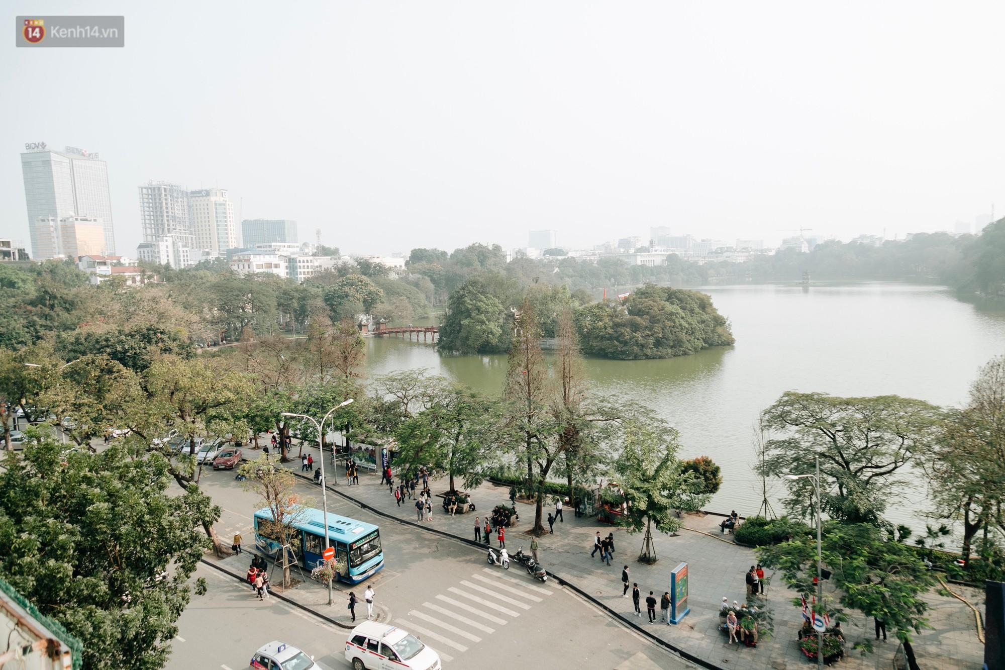 Vì sao các hãng thông tấn quốc tế đều chọn những nóc nhà của Hà Nội để đưa tin về Hội nghị thượng đỉnh Mỹ - Triều?-12