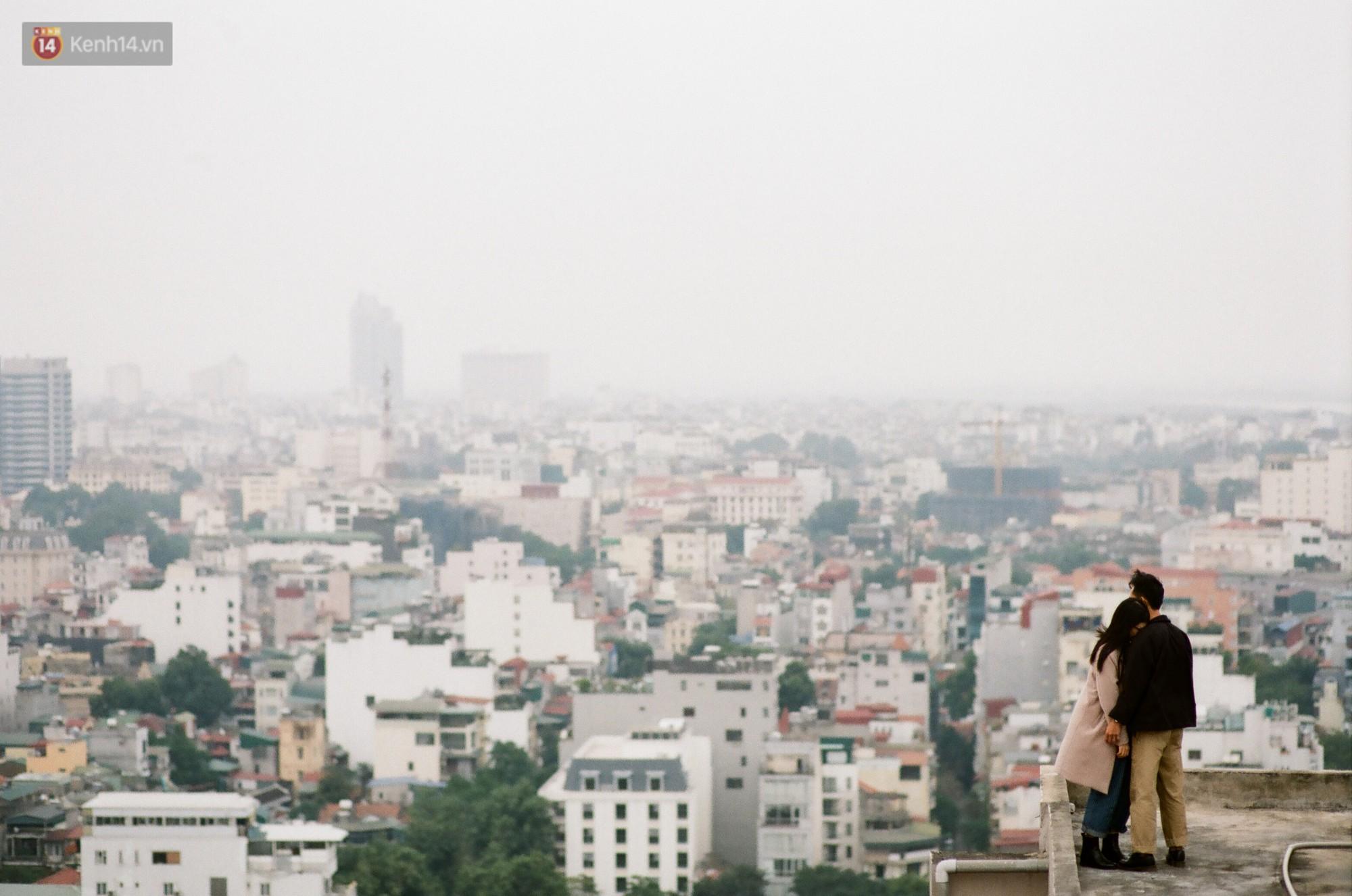 Vì sao các hãng thông tấn quốc tế đều chọn những nóc nhà của Hà Nội để đưa tin về Hội nghị thượng đỉnh Mỹ - Triều?-17