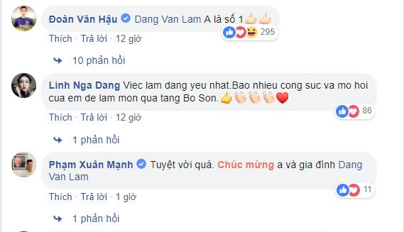 Mới sang Thái thi đấu hơn 1 tháng, Đặng Văn Lâm đã mua xe hơi tiền tỷ cho bố mẹ-2