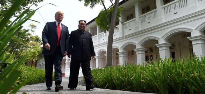 Hủy ăn trưa và không tuyên bố chung, hai nhà lãnh đạo Trump - Kim bỏ về khách sạn sớm-8