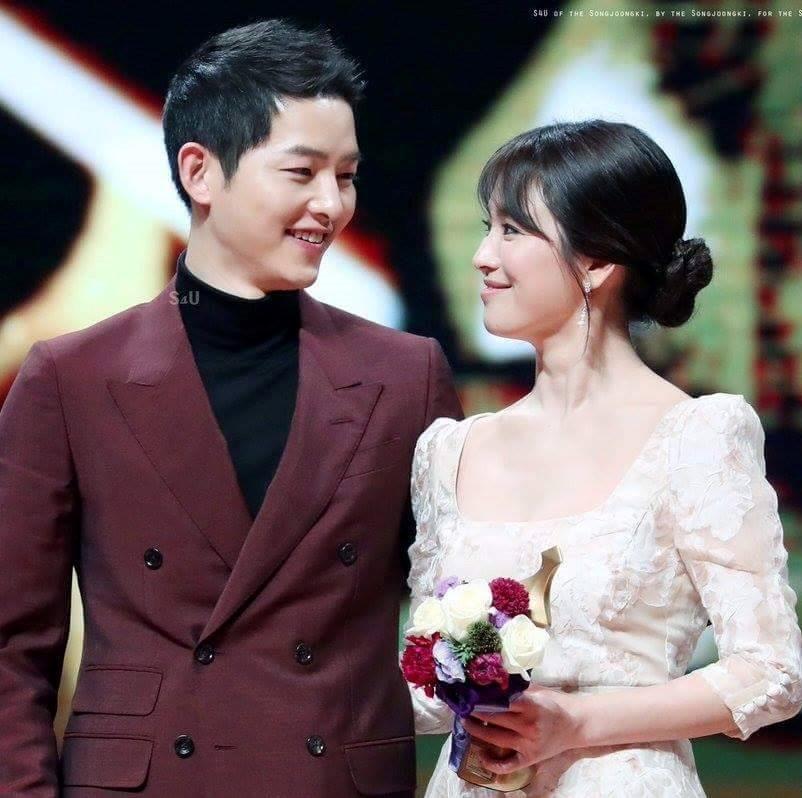 Những khoảnh khắc đẹp đến tan chảy của Song Joong Ki - Song Hye Kyo-5