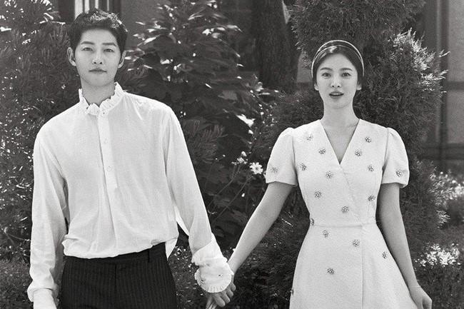 Những khoảnh khắc đẹp đến tan chảy của Song Joong Ki - Song Hye Kyo-6