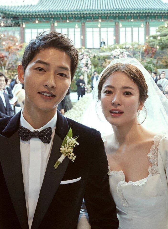 Những khoảnh khắc đẹp đến tan chảy của Song Joong Ki - Song Hye Kyo-8