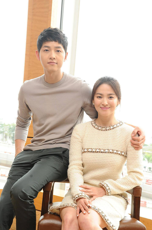 Những khoảnh khắc đẹp đến tan chảy của Song Joong Ki - Song Hye Kyo-9