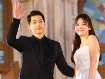 Những khoảnh khắc đẹp đến tan chảy của Song Joong Ki - Song Hye Kyo