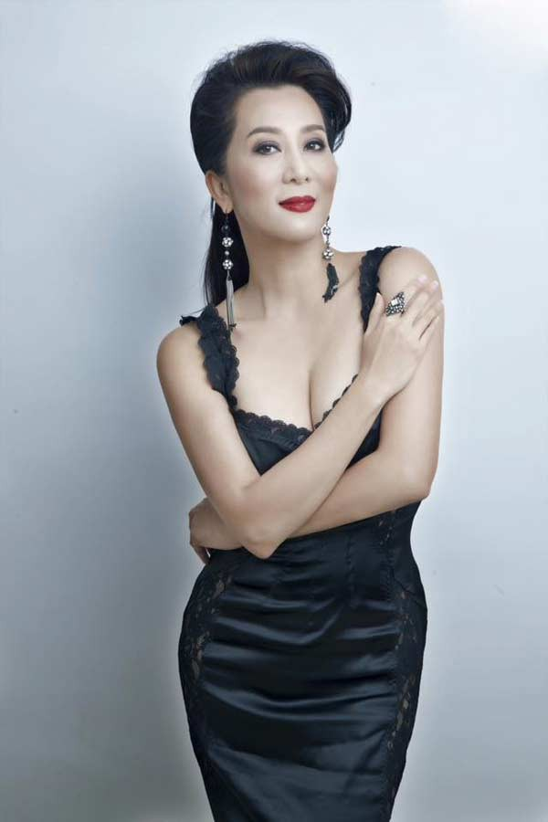 MC Kỳ Duyên: Nếu vợ chồng Việt Hương có người thứ ba, tôi muốn làm vợ bé chen vào-1