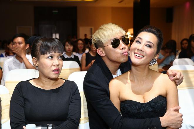 MC Kỳ Duyên: Nếu vợ chồng Việt Hương có người thứ ba, tôi muốn làm vợ bé chen vào-3