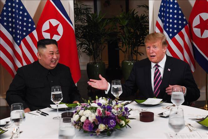 Nếu bữa trưa nay của hai nhà lãnh đạo Mỹ - Triều không bị hủy, họ sẽ ăn những gì?-1
