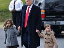 Sau quý tử út, đến lượt dàn cháu xinh như thiên thần của Tổng thống Trump gây sốt, nổi trội nhất là 3 đứa trẻ bên ngoại