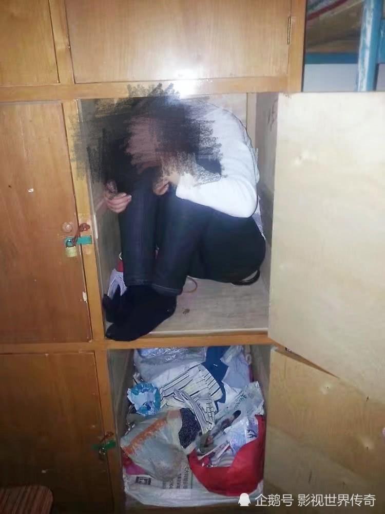 Sợ học sợ kiểm tra, 3 nữ sinh chui vô tủ quần áo ở KTX trốn khiến cả trường tưởng mất tích nháo nhác đi tìm-2