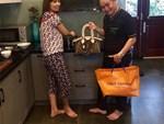 Xuân Hinh khoe ảnh chụp với Hồng Nhung thời trẻ-2