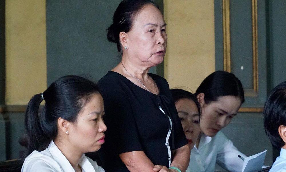 Mẹ ông Đặng Lê Nguyên Vũ nói gì về con dâu?-1