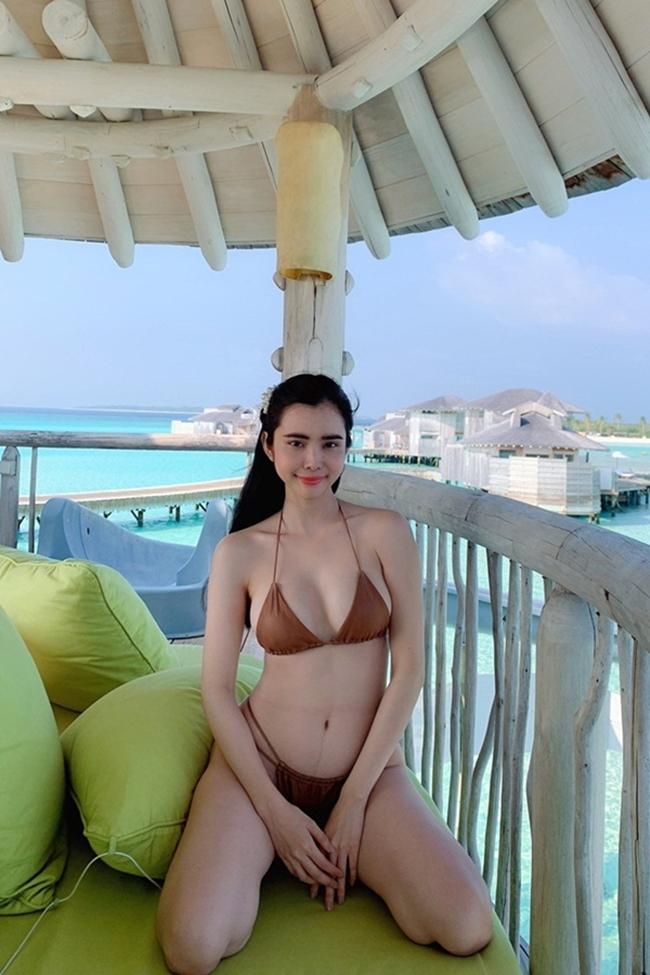 Chưa tới hè, loạt mỹ nữ Việt đã diện bikini khoe đường cong hút mắt-6