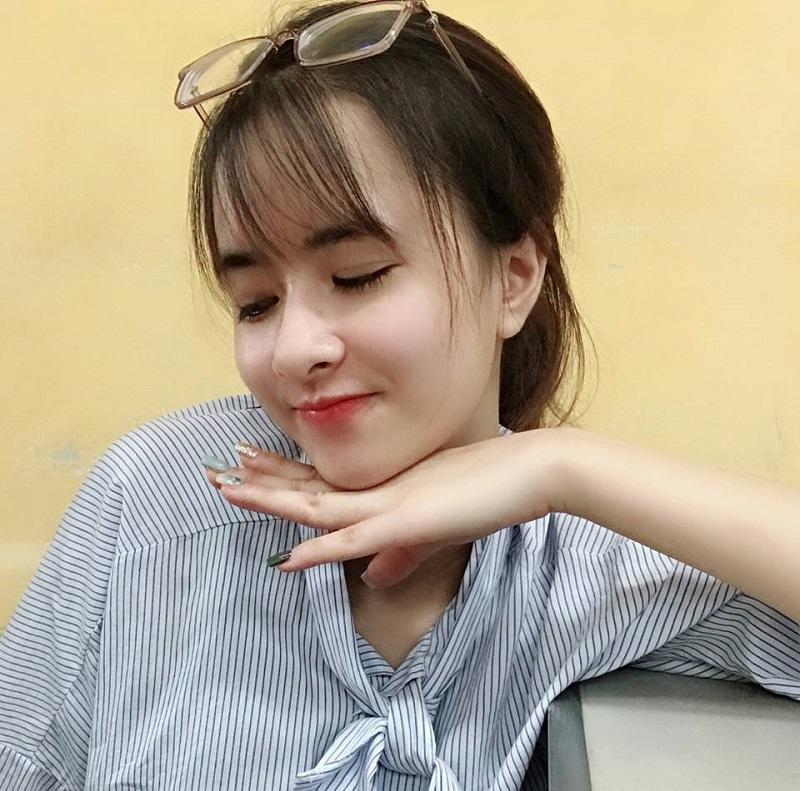 Bị học sinh chụp ảnh dìm, cô giáo thực tập vẫn nổi bần bật vì nét lai xinh đẹp chẳng kém hot girl Thái-4