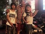 Nghệ sĩ Công Lý tổ chức tiệc sinh nhật cho con gái, vợ cũ và bạn gái đều tham dự, chỉ một mình Thảo Vân vắng mặt-5