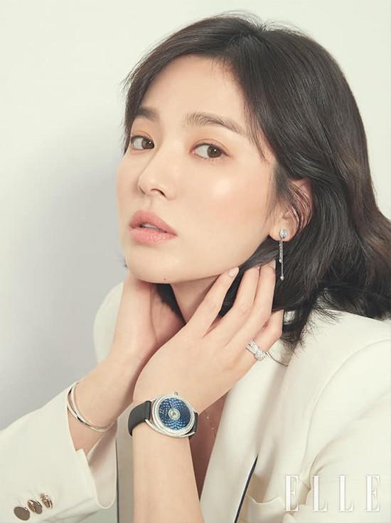 Bài phỏng vấn mới nhất của Song Hye Kyo giữa thời điểm nhạy cảm: Ai rồi cũng thay đổi-3