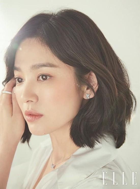 Bài phỏng vấn mới nhất của Song Hye Kyo giữa thời điểm nhạy cảm: Ai rồi cũng thay đổi-4