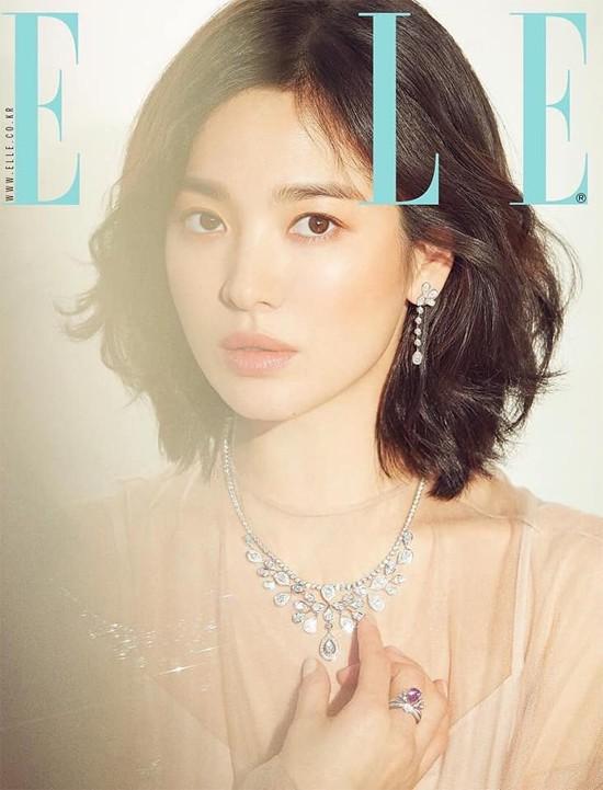 Bài phỏng vấn mới nhất của Song Hye Kyo giữa thời điểm nhạy cảm: Ai rồi cũng thay đổi-5