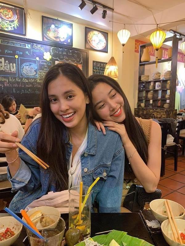Hoa hậu Tiểu Vy khoe eo thon, dáng nuột khiến fan không ngừng xuýt xoa-5