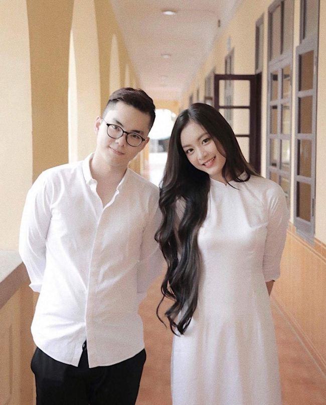 Những thiếu nữ Việt xinh đẹp, nổi tiếng sau 1 đêm nhờ mặc áo dài trắng-9