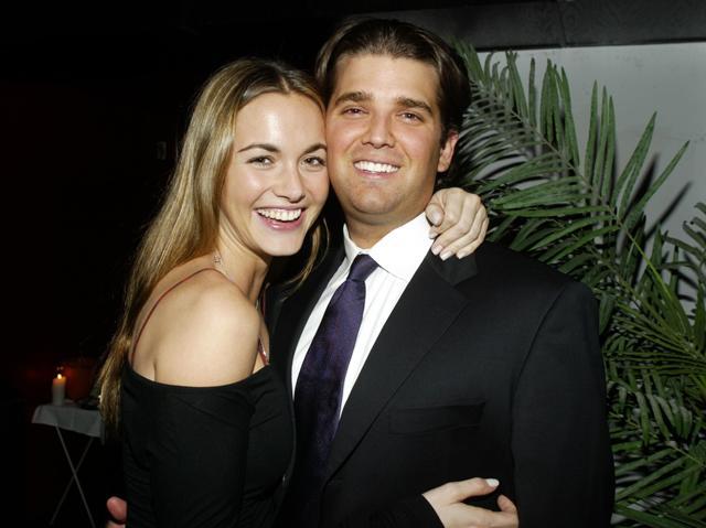 Điều ít biết về 2 nàng dâu của Tổng thống Donald Trump: Xinh đẹp có thừa, tài năng xuất chúng-3