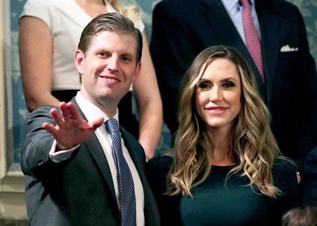 Điều ít biết về 2 nàng dâu của Tổng thống Donald Trump: Xinh đẹp có thừa, tài năng xuất chúng-9