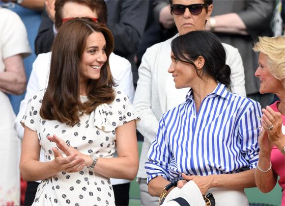 Công nương Kate sẽ chủ trì tiệc mừng em bé cho Meghan ở Anh, xoa dịu quan hệ bất hòa-1