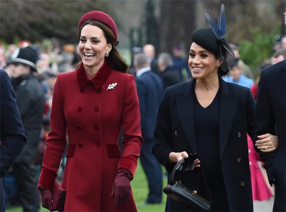 Công nương Kate sẽ chủ trì tiệc mừng em bé cho Meghan ở Anh, xoa dịu quan hệ bất hòa-3