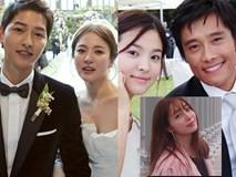 Khi Song Hye Kyo đau đầu vì bị đồn ly hôn, tình cũ khoe ảnh hạnh phúc bên mỹ nhân