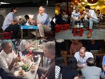 Thượng đỉnh Mỹ - Triều: Chủ hàng phở ngày ngủ 2 tiếng, thái thịt xuyên đêm-6