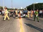 Hưng Yên: Chồng tử vong, vợ nguy kịch sau khi va chạm với xe Range Rover-4