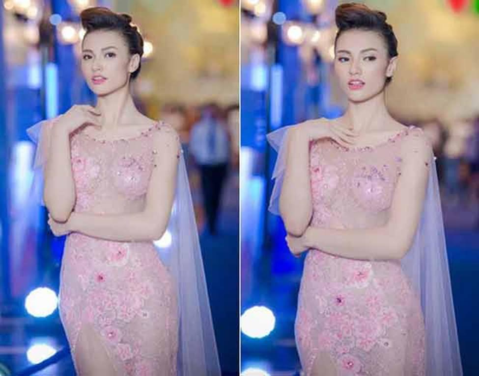 Sau khi trở lại, Hồng Quế vẫn liên tiếp gây ồn ào với cách ăn mặc gái hư-13