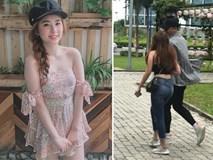 Lê Thị Thanh bất ngờ tiết lộ mình là bạn gái thủ môn Bùi Tiến Dũng?