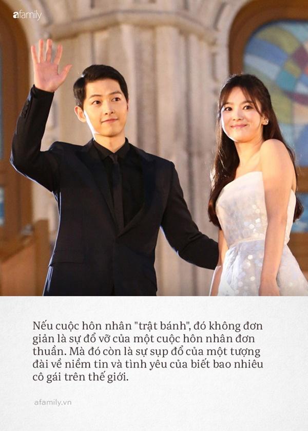 Xin đừng lo lắng cho Song Hye Kyo, nếu lỡ một ngày hôn nhân trật bánh thì cũng chẳng cần tiếc nuối một cuộc tình chẳng trọn vẹn, một người đàn ông thay lòng-8