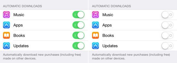 Mẹo hay: Tắt tính năng tự động cập nhật ứng dụng trên iPhone và iPad-2
