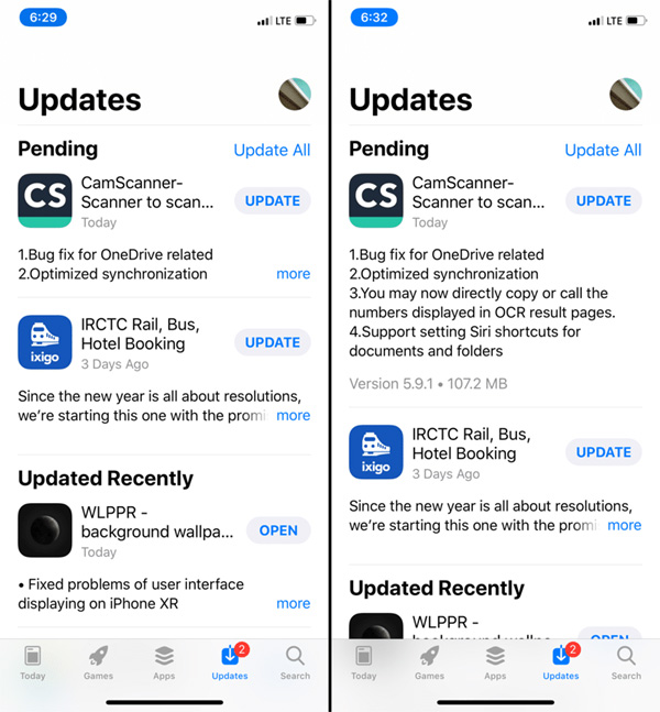 Mẹo hay: Tắt tính năng tự động cập nhật ứng dụng trên iPhone và iPad-4