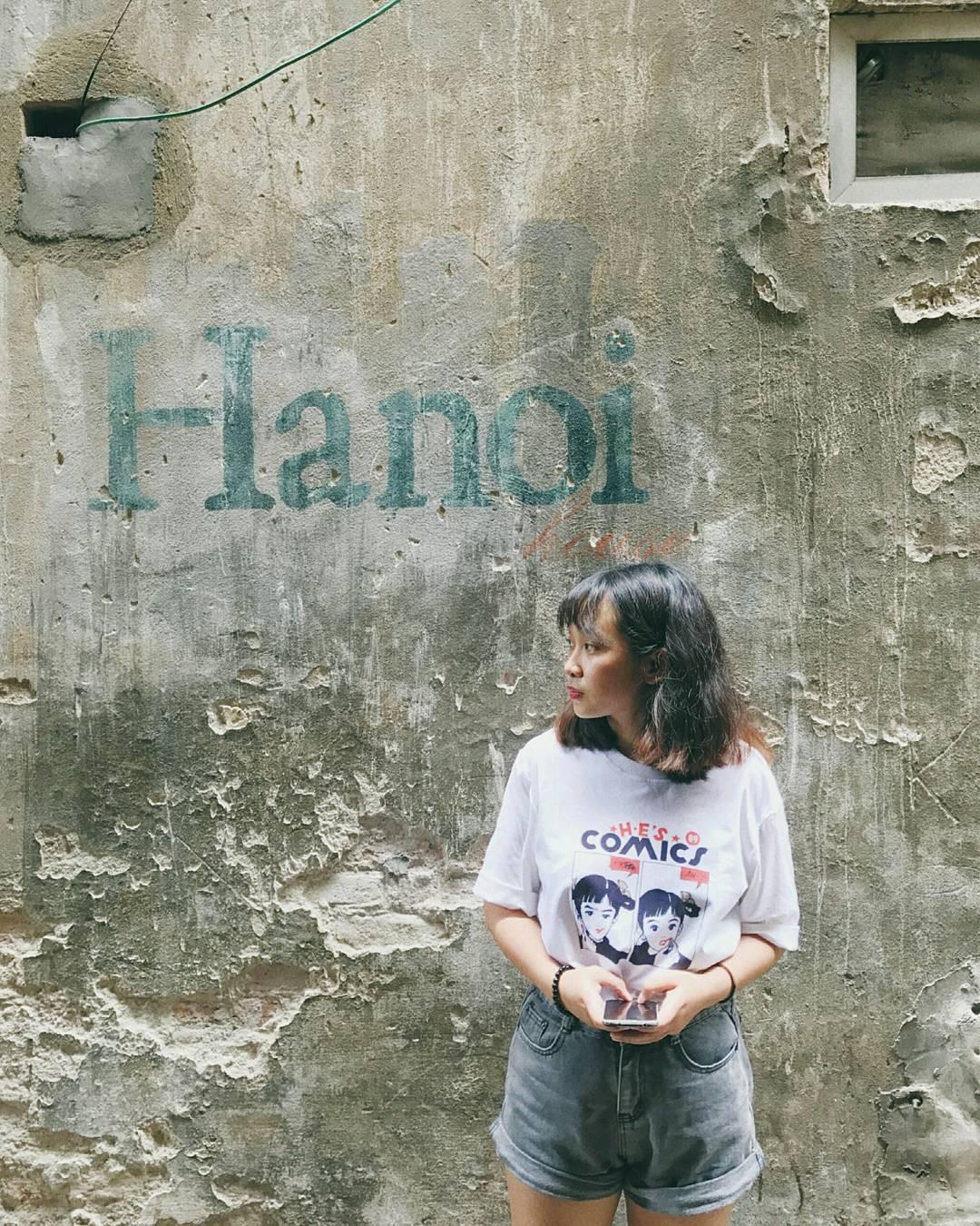 Nóng: Dòng chữ Hanoi trong con ngõ nổi tiếng bị xoá sổ, giới trẻ chính thức mất 1 góc chụp ảnh đặc trưng-3