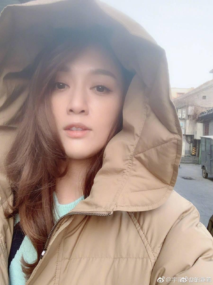 Đông Phương Bất Bại Trần Kiều Ân tuổi 40 trẻ đẹp như thời đôi mươi-1