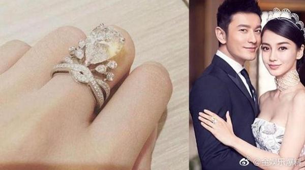 Cuối cùng Angela Baby đã chịu đeo nhẫn cưới, khẳng định cuộc hôn nhân với Huỳnh Hiểu Minh vẫn hạnh phúc-4